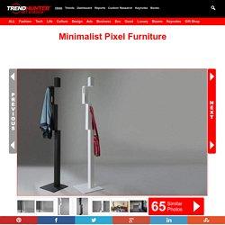 Minimalist Pixel Furniture : pixel furniture