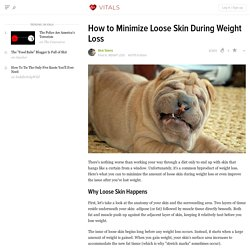 How to Minimize Loose Skin During Weight Loss