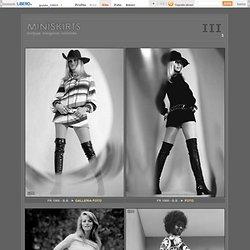 Miniskirts 60's 70's • Galleria immagini minigonne pictures girl