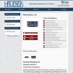 MiniSolar 5A