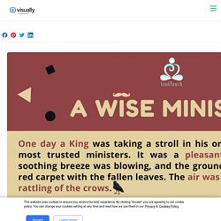 A Wise Minister- Motivational Story