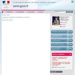 Médicament Mediator - Les communiqués - Presse Santé - Actualité/Presse - Ministère de la Santé et des Sports