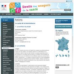 Île-de-France - En région - Espace droits des usagers - Ministère des Affaires sociales, de la Santé et des Droits des femmes - www.sante.gouv.fr