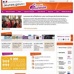 Infographies Priorité Jeunesse : 18 mois au service de la jeunesse !