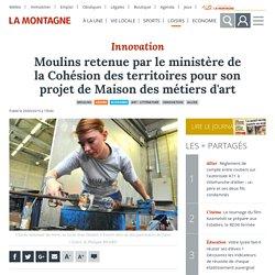 Moulins retenue par le ministère de la Cohésion des territoires pour son projet de Maison des métiers d'art - Moulins (03000)