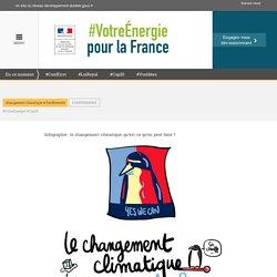 Votre énergie pour la France - Ministère du développement durable