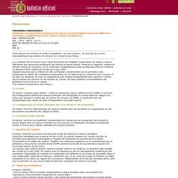B.O. n°39 du 28 octobre 2004 - Ministère de l'éducation nationale