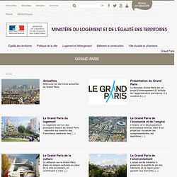 Accueil | Le Grand Paris