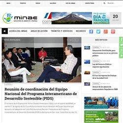 Minae.go.cr - Sitio Web del Ministerio de Ambiente y Energía de Costa Rica