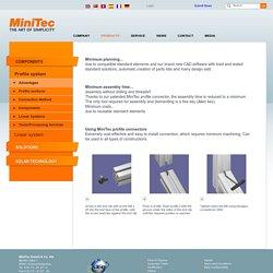 MiniTec advantage profil