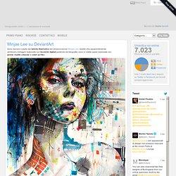 Minjae Lee su DeviantArt - Designaside.com