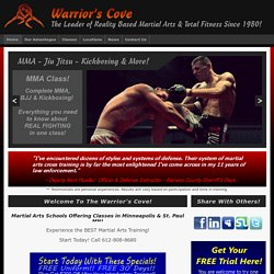 Warrior's Cove Martial Arts Centers in Minnesota - MMA, Mixed Ma