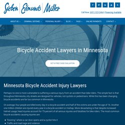 Hudson Bicycle Accident Attorneys, Washington County Bicycle Accident Attorneys