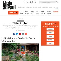 Minnesota Luxury Homes and Landscaping - Mpls.St.Paul Magazine