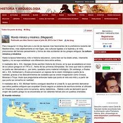Mundo minoico y micénico. (Megapost)