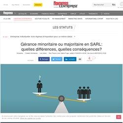 Gérance minoritaire ou majoritaire en SARL: quelles différences, quelles conséquences?