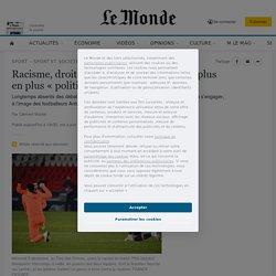 Racisme, droits des minorités: la voix de plus en plus «politique» des sportifs français
