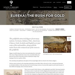 Eureka! The rush for gold