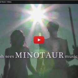 "▶ Thee Oh Sees - ""Minotaur"" (Official Music Video)"