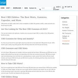Shop Best CBD Gummies at ACBD Hemp Net