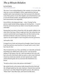 The 5-Minute Solution - by Scott Noelle, Parenting Coach