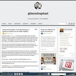 Comment MinuteBuzz, le BuzzFeed français, a doublé son audience et son chiffre d'affaires