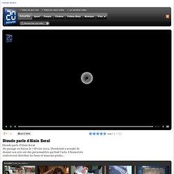 20 Minutes Online Videoportal - Dieudo parle d'Alain Soral