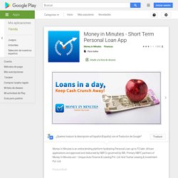 Download Money in Minutes Loan App For Easy Personal Loans