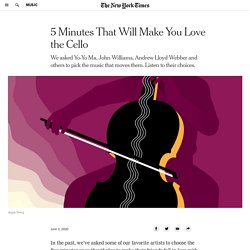 5 Minutes That Will Make You Love the Cello