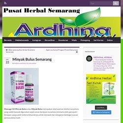 Minyak Bulus Semarang – Toko Herbal Semarang