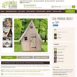 Casa Mirabilia (Basic) – Drôle de Cabane