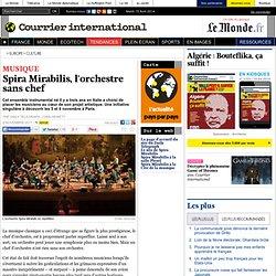Spira Mirabilis, l'orchestre sans chef