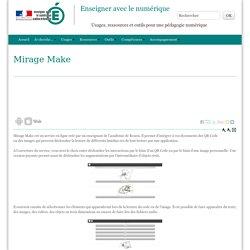 Mirage Make