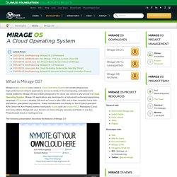 Mirage OS