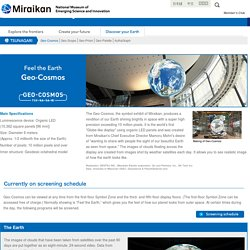 Miraikan – The National Museum of Emerging Science and Innovation