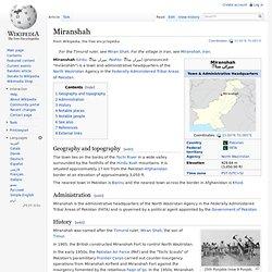 Miranshah