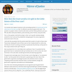 Mirror of Justice