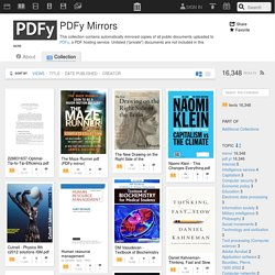PDFy Mirrors : Free Texts : Download & Streaming