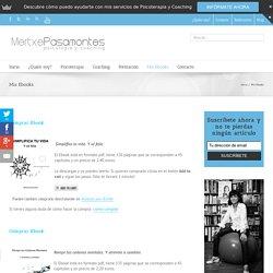 Mis Ebooks - mertxepasamontes.com