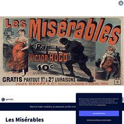 Les Misérables, par Aurélie de Mattéis