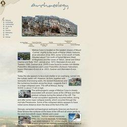 Misliya Cave Project