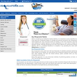 Buy Misoprostol Tablets 200mg Online Safely