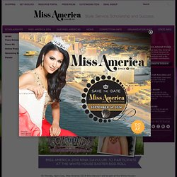 Miss America : Press Releases
