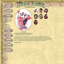 Miss Katie: The Brits Awards
