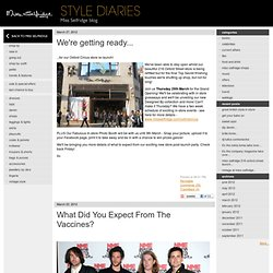 Miss Selfridge - Style Diaries