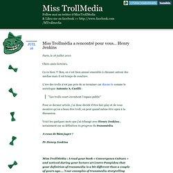Miss TrollMedia