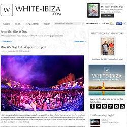 Miss W - 2/31 - White Ibiza