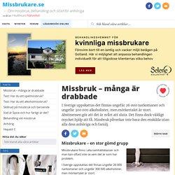 Missbruk – många är drabbade – Missbrukare.se
