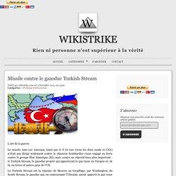Mission Erdogan faire barrage à Gazprom sté russe