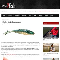 Missile Baits Shockwave « Wired2Fish